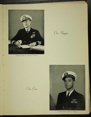 Page 9, 1951 Edition, Sicily (CVE 118) - Naval Cruise Book online yearbook collection