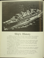 Page 6, 1982 Edition, Sierra (AD 18) - Naval Cruise Book online yearbook collection