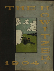 1904 Edition, United States Military Academy West Point - Howitzer Yearbook (West Point, NY)