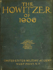 1906 Edition, United States Military Academy West Point - Howitzer Yearbook (West Point, NY)