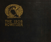 1908 Edition, United States Military Academy West Point - Howitzer Yearbook (West Point, NY)