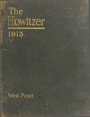 1913 Edition, United States Military Academy West Point - Howitzer Yearbook (West Point, NY)