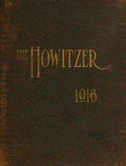 1916 Edition, United States Military Academy West Point - Howitzer Yearbook (West Point, NY)
