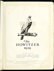 Page 7, 1929 Edition, United States Military Academy West Point - Howitzer Yearbook (West Point, NY) online yearbook collection