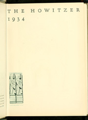 Page 7, 1934 Edition, United States Military Academy West Point - Howitzer Yearbook (West Point, NY) online yearbook collection
