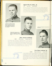 Page 222, 1945 Edition, United States Military Academy West Point - Howitzer Yearbook (West Point, NY) online yearbook collection