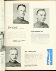 Page 223, 1945 Edition, United States Military Academy West Point - Howitzer Yearbook (West Point, NY) online yearbook collection