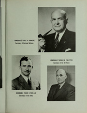 Page 13, 1950 Edition, United States Military Academy West Point - Howitzer Yearbook (West Point, NY) online yearbook collection