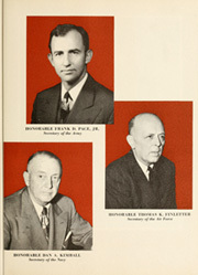 Page 17, 1952 Edition, United States Military Academy West Point - Howitzer Yearbook (West Point, NY) online yearbook collection