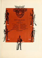 Page 9, 1952 Edition, United States Military Academy West Point - Howitzer Yearbook (West Point, NY) online yearbook collection
