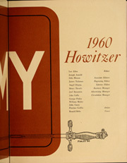 Page 7, 1960 Edition, United States Military Academy West Point - Howitzer Yearbook (West Point, NY) online yearbook collection