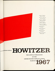 Page 9, 1967 Edition, United States Military Academy West Point - Howitzer Yearbook (West Point, NY) online yearbook collection