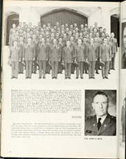 Page 56, 1971 Edition, United States Military Academy West Point - Howitzer Yearbook (West Point, NY) online yearbook collection