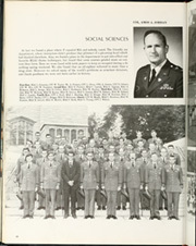 Page 62, 1971 Edition, United States Military Academy West Point - Howitzer Yearbook (West Point, NY) online yearbook collection