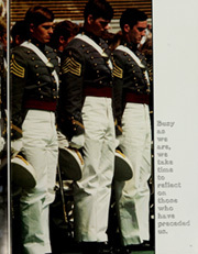 Page 17, 1982 Edition, United States Military Academy West Point - Howitzer Yearbook (West Point, NY) online yearbook collection