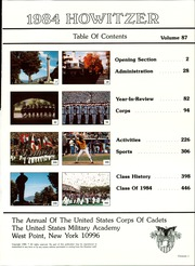 Page 5, 1984 Edition, United States Military Academy West Point - Howitzer Yearbook (West Point, NY) online yearbook collection