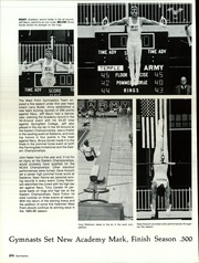Page 278, 1985 Edition, United States Military Academy West Point - Howitzer Yearbook (West Point, NY) online yearbook collection