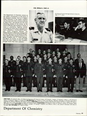 Page 55, 1985 Edition, United States Military Academy West Point - Howitzer Yearbook (West Point, NY) online yearbook collection