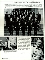 Page 56, 1985 Edition, United States Military Academy West Point - Howitzer Yearbook (West Point, NY) online yearbook collection