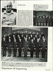 Page 57, 1985 Edition, United States Military Academy West Point - Howitzer Yearbook (West Point, NY) online yearbook collection