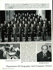 Page 60, 1985 Edition, United States Military Academy West Point - Howitzer Yearbook (West Point, NY) online yearbook collection