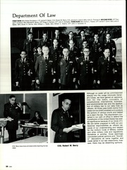 Page 62, 1985 Edition, United States Military Academy West Point - Howitzer Yearbook (West Point, NY) online yearbook collection