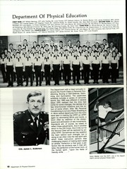Page 66, 1985 Edition, United States Military Academy West Point - Howitzer Yearbook (West Point, NY) online yearbook collection
