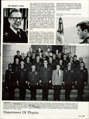 Page 67, 1985 Edition, United States Military Academy West Point - Howitzer Yearbook (West Point, NY) online yearbook collection