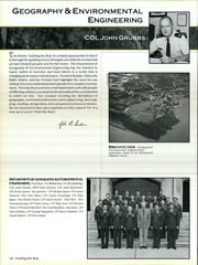 Page 32, 1993 Edition, United States Military Academy West Point - Howitzer Yearbook (West Point, NY) online yearbook collection