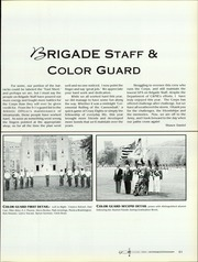 Page 85, 1993 Edition, United States Military Academy West Point - Howitzer Yearbook (West Point, NY) online yearbook collection
