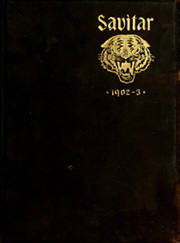Page 1, 1903 Edition, University of Missouri - Savitar Yearbook (Columbia, MO) online yearbook collection