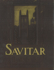 1932 Edition, University of Missouri - Savitar Yearbook (Columbia, MO)