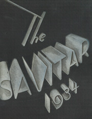 1934 Edition, University of Missouri - Savitar Yearbook (Columbia, MO)