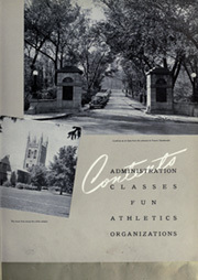 Page 17, 1941 Edition, University of Missouri - Savitar Yearbook (Columbia, MO) online yearbook collection