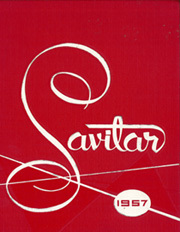 1957 Edition, University of Missouri - Savitar Yearbook (Columbia, MO)