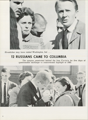 Page 10, 1960 Edition, University of Missouri - Savitar Yearbook (Columbia, MO) online yearbook collection