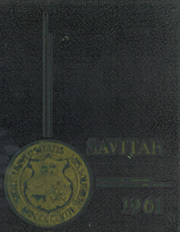 1961 Edition, University of Missouri - Savitar Yearbook (Columbia, MO)