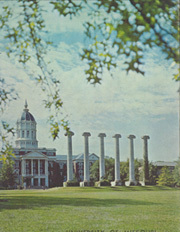 1963 Edition, University of Missouri - Savitar Yearbook (Columbia, MO)