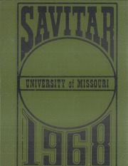 1968 Edition, University of Missouri - Savitar Yearbook (Columbia, MO)