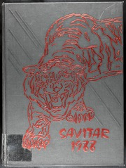 University of Missouri - Savitar Yearbook (Columbia, MO) online yearbook collection, 1988 Edition, Page 1