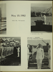 Page 17, 1982 Edition, Skate (SSN 578) - Naval Cruise Book online yearbook collection