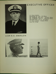 Page 8, 1970 Edition, Southerland (DD 743) - Naval Cruise Book online yearbook collection