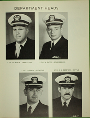 Page 9, 1970 Edition, Southerland (DD 743) - Naval Cruise Book online yearbook collection