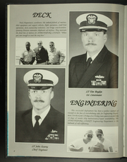 Page 10, 1994 Edition, Spartanburg (LST 192) - Naval Cruise Book online yearbook collection