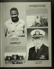 Page 11, 1994 Edition, Spartanburg (LST 192) - Naval Cruise Book online yearbook collection