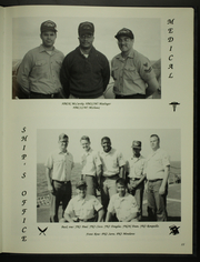 Page 15, 1994 Edition, Spartanburg (LST 192) - Naval Cruise Book online yearbook collection