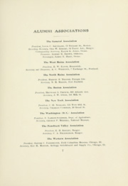 Page 11, 1905 Edition, University of Maine - Prism Yearbook (Orono, ME) online yearbook collection