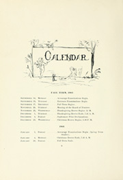Page 12, 1905 Edition, University of Maine - Prism Yearbook (Orono, ME) online yearbook collection