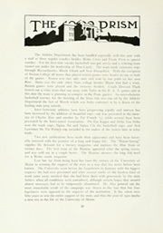 Page 16, 1922 Edition, University of Maine - Prism Yearbook (Orono, ME) online yearbook collection