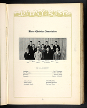 Page 185, 1928 Edition, University of Maine - Prism Yearbook (Orono, ME) online yearbook collection